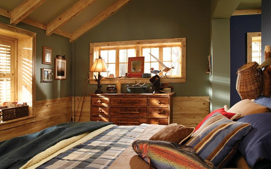 Rbpci42 Rustic Bedroom Paint Colors Interior Wtsenates